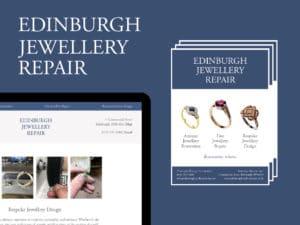 Edinburgh Jewellery Repair case study